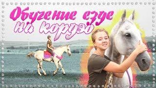 Обучение лошади езде на кордэо | КОННЫЕ СОВЕТЫ