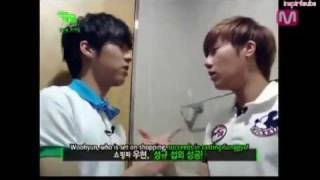 Repeat youtube video woogyu cute moments