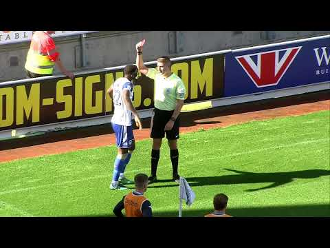 HIGHLIGHTS: WIGAN ATHLETIC 1 PORTSMOUTH 1 - 26/08/2017