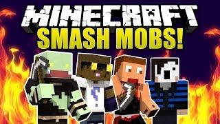 Minecraft SMASH MOBS mit Taddl, GLP & MCExpertDE | ungespielt