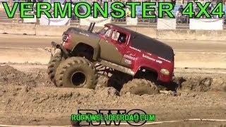 VERMONSTER 4X4!!! Monster Trucks