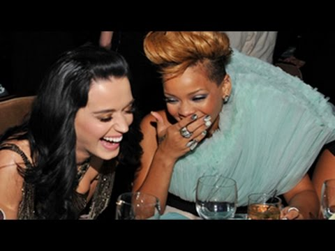 Katy Perry & Rihanna To Embarrass Taylor Swift At MTV EMA's 2014