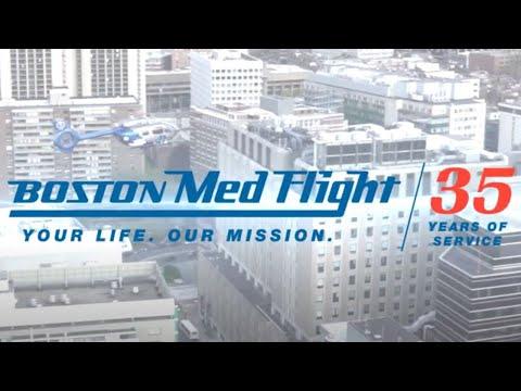 Boston MedFlight – 35 Years Of Service