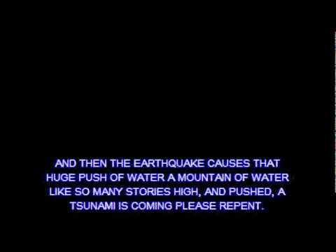 Dr Owuor - Australia earthquake and tsunami prophecy given 3rd of August, 2010.