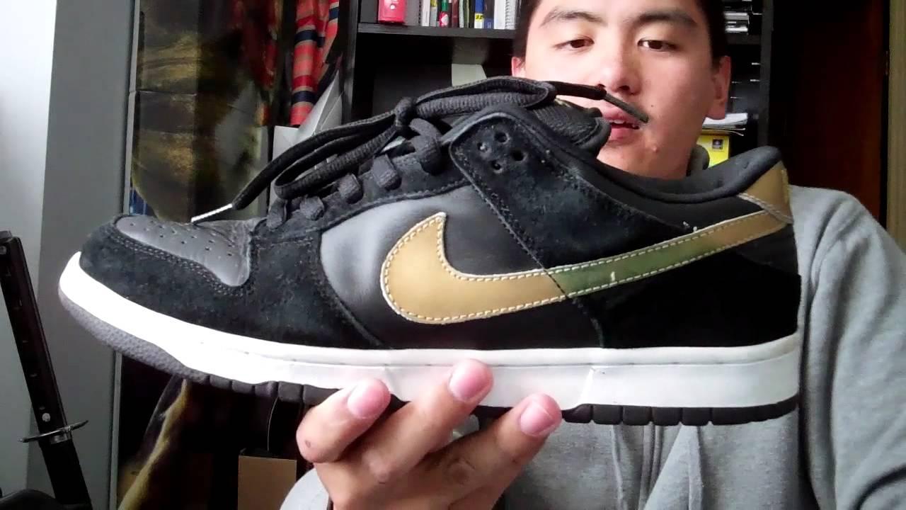 Nike Dunk SB Takashi 1 review - YouTube