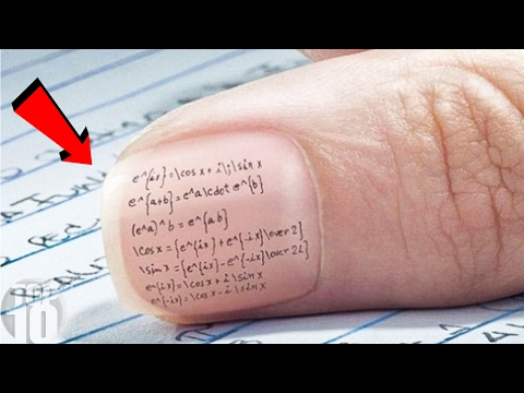 Thumbnail: 10 Clever Ways Kids CHEAT On School Tests