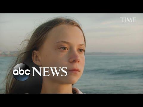 Jim E. Chonga - Greta Thunberg Named Time Magazine's Person of the Year for 2019