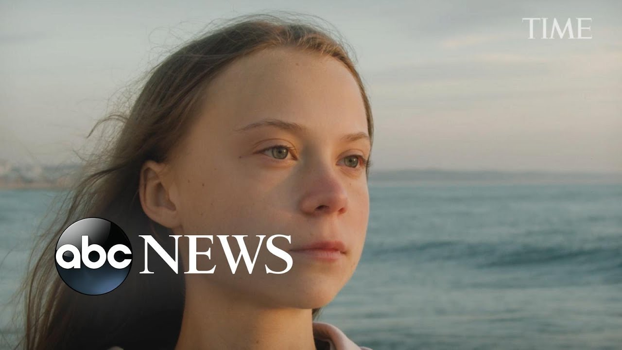 Greta Thunberg is Time's Person of the Year l ABC News