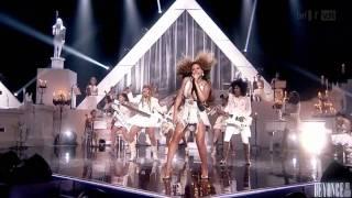 Beyoncé performs  Countdown  Live, A Night With Beyoncé HD