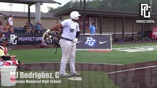 2018 Perfect Game Junior National Top Tools Montage