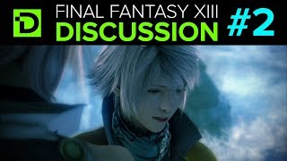 Character Development - Final Fantasy XIII Discussion (Part 2)