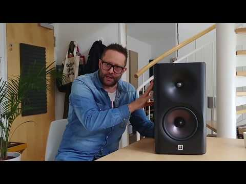 A brief overview of the Dutch & Dutch 8c active loudspeaker