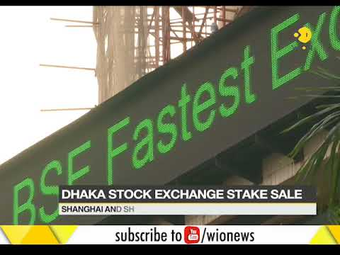 India, China compete for stake in Dhaka's stock exchange