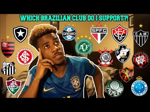 WHO IS MY FAVOURITE BRAZILIAN TEAM?  150K SUBSCRIBERS Q&A SPECIAL
