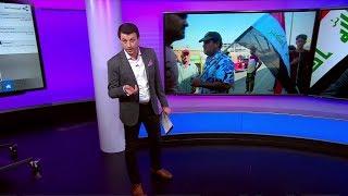 قتيلان في رابع أيام الاحتجاجات في العراق ورسالة من السيستاني للرئاسات الثلاث