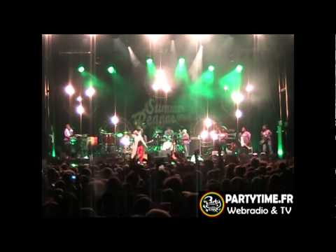 JIMMY CLIFF - Live at Summer Reggae Fest 2011 PARTYTIME