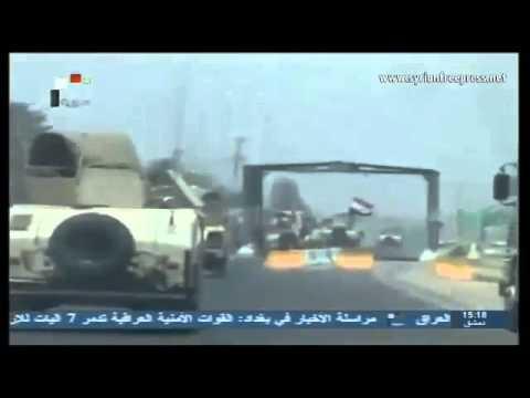 Army Restores Security to Kifr Saghir Village in Aleppo