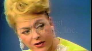 Christine Jorgensen on Joe Pyne 1966 or 1967