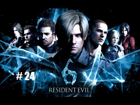 Resident Evil 6 part 24: Slums