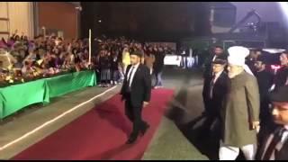 Germany Tour 2017: Glimpses of Arrival - Islam Ahmadiyya #KhalifaInGermany