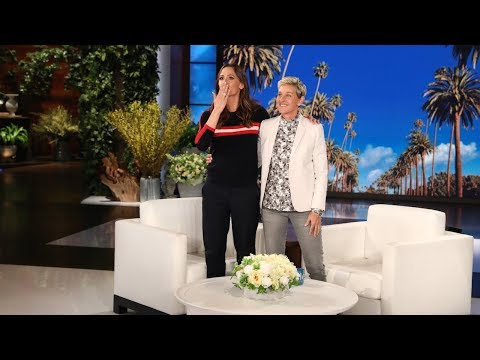Jennifer Garner Didn't Trust Her Pregnancy Test