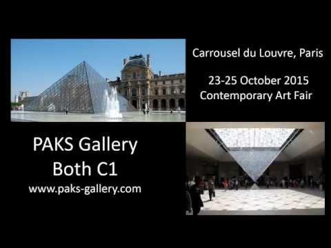 Carrousel du Louvre PAKS Gallery - Art Fair Paris