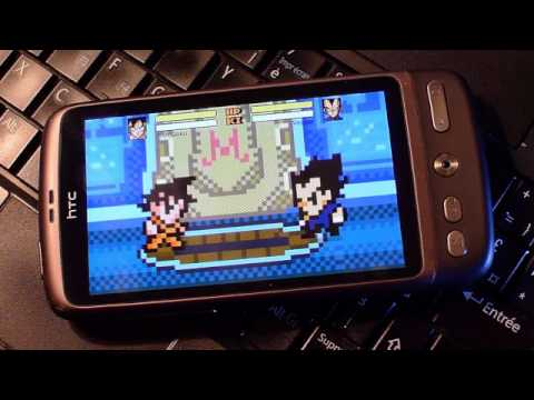 Dragon Ball Z Devolution - Janken Teaser