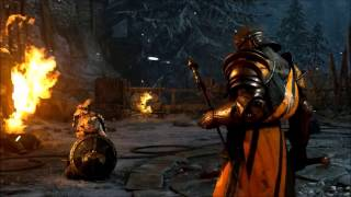 For Honor Knight Faction GMV: Sabaton Last Stand