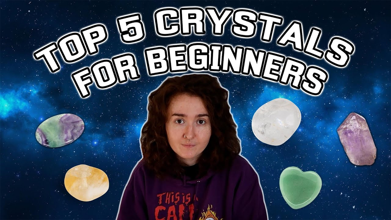 Top 5 Crystals For Starting Your Spiritual Journey