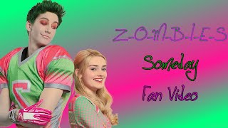 Someday Zed and Addison fan video