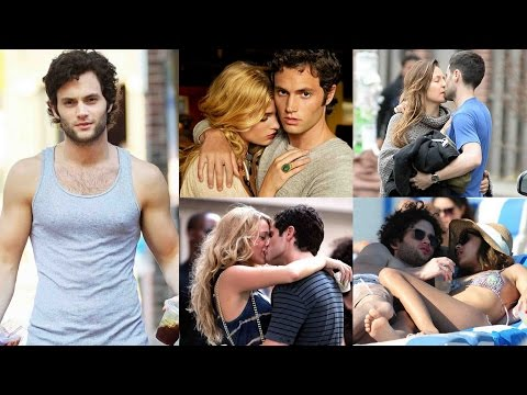 Girls Penn Badgley Dated  Gossip Girl