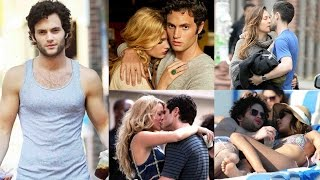Girls Penn Badgley Dated - (Gossip Girl)