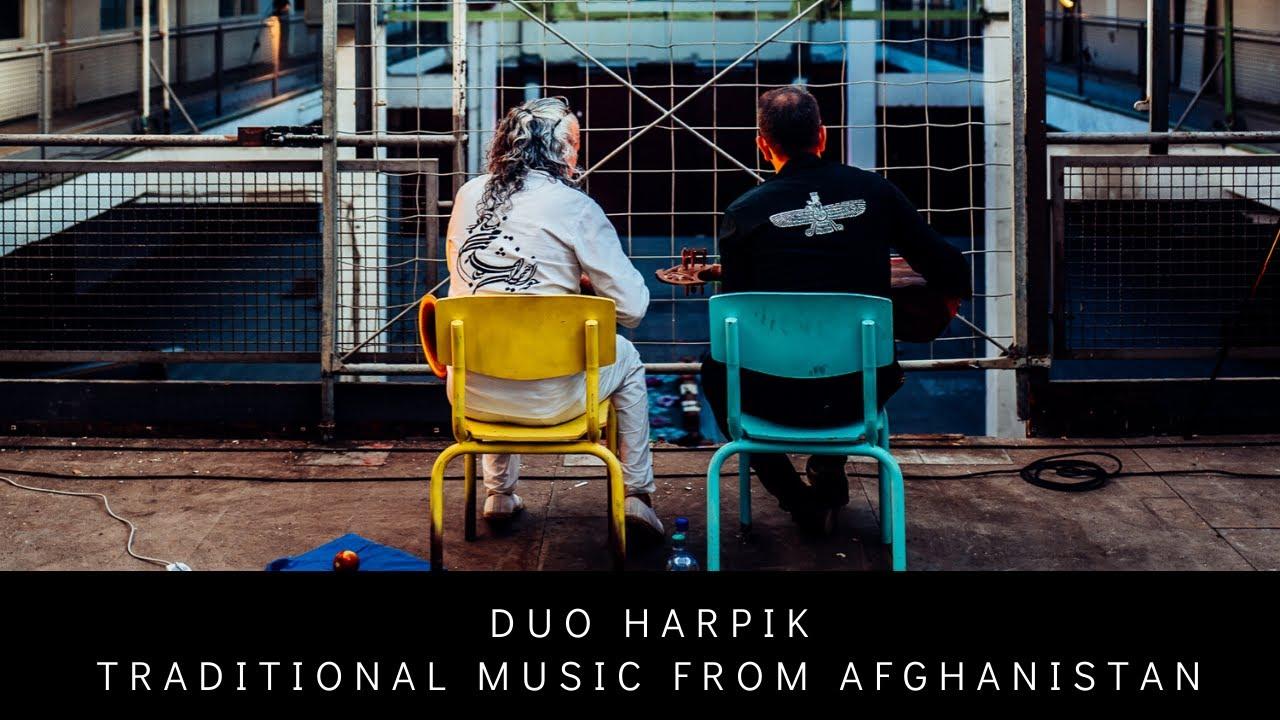 SILK::ROAD - Duo Harpik