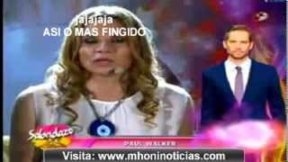 Repeat youtube video MHONI VIDENTE  MENTIROSA,CHARLATANA,FARSANTE,FALSA...