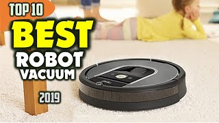 Best Robot Vacuum Cleaners 2019 🏆 Top 10