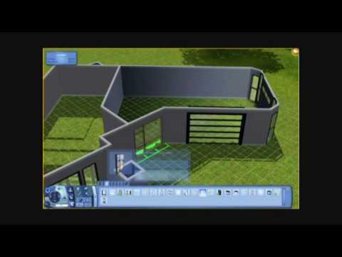 The Sims 3 - House 25 - Loftus Haus - Part 1