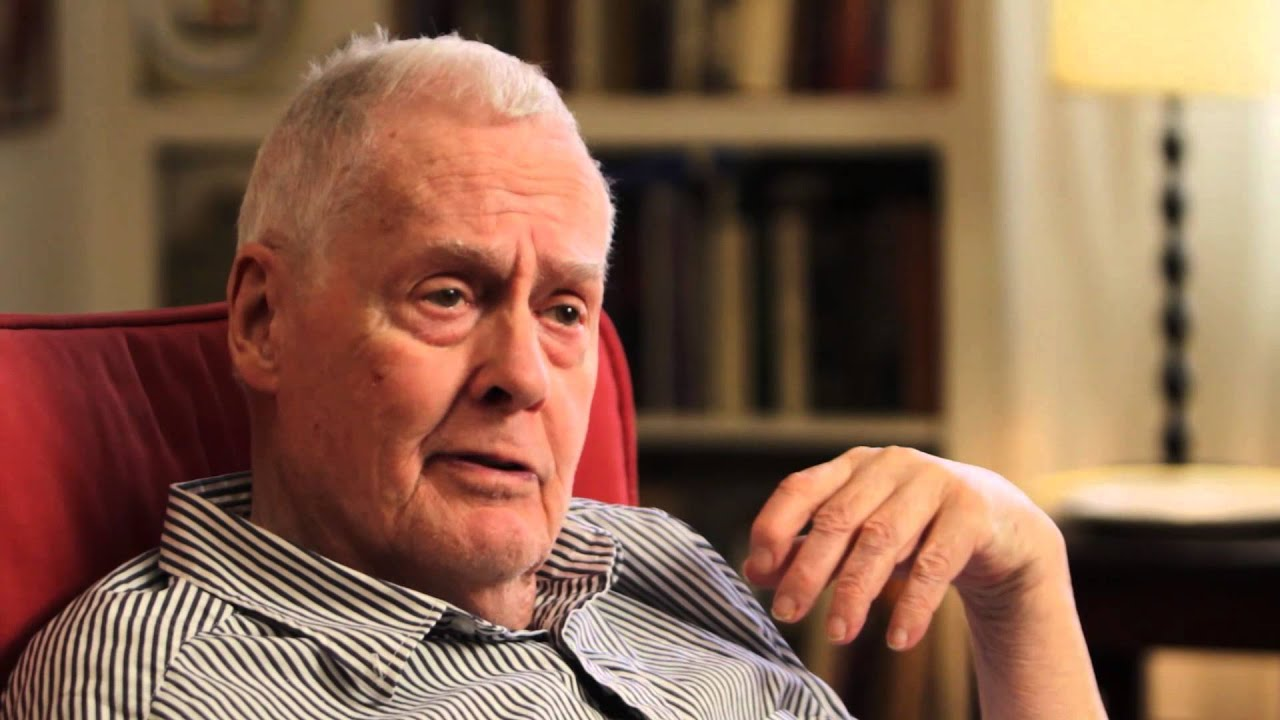 Ned Rorem: Composer | Author | American Icon - YouTube