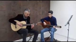 Rmg müzik Van Nusret ve hocası Yalçın Yılmaz ile Metris türküsü