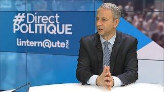 #DirectPolitique du 6 octobre avec Laurent Baumel
