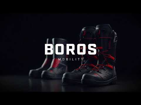 BOROS Fire fighting boots - Mobility