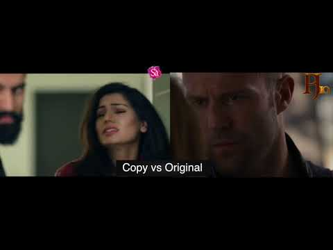 Parmish verma | Copied from Hollywood movie |  Daru Aale Keerhe | copied punjabi music video