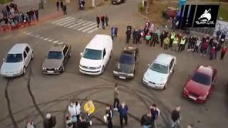 Областной чемпионат по автослалому (г. Краматорск) 28.10.2018
