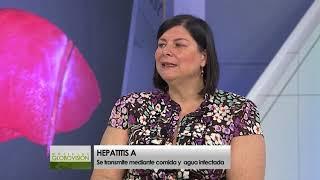 María Landaeta: Aumentan casos de Hepatitis A en Venezuela (Parte 1)
