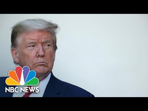 Live: President Donald Trump Holds Roundtable With African American Leaders | NBC News