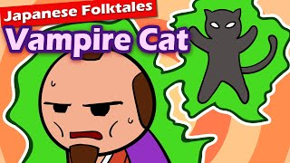Vampire Cat Of Nabeshima And A Huge Kitty Battle 3  Japanese Folktales
