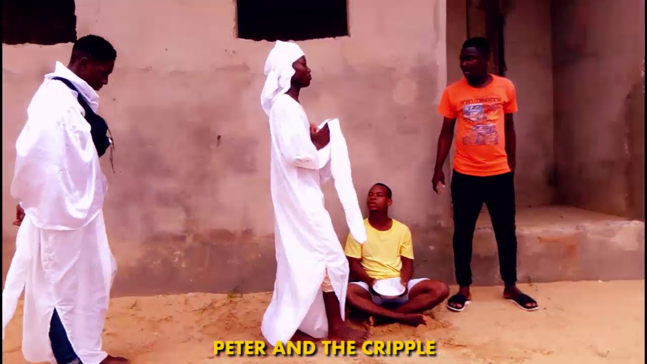Download PETER AND THE CRIPPLE - ITK CONCEPTS