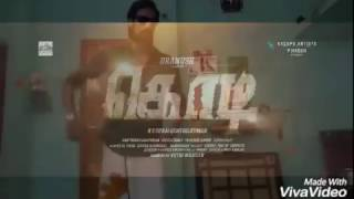Kodi - Tamil song teaser dubsmash.