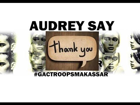 Download musik Audrey tapiheru- say thank you Mp3 online
