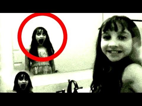 Top 25 Most SCARY Things Caught On Video