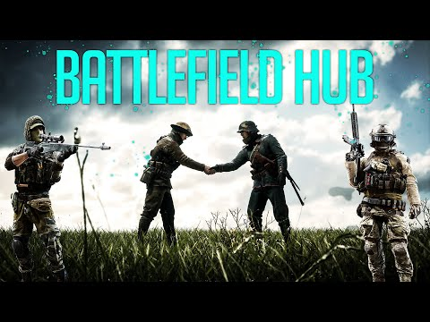 BATTLEFIELD 2042 - BATTLEFIELD HUB & HAZARD ZONE (FREE TO PLAY) LEAKS